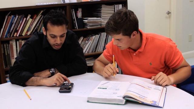 Tutoring Student in Houston